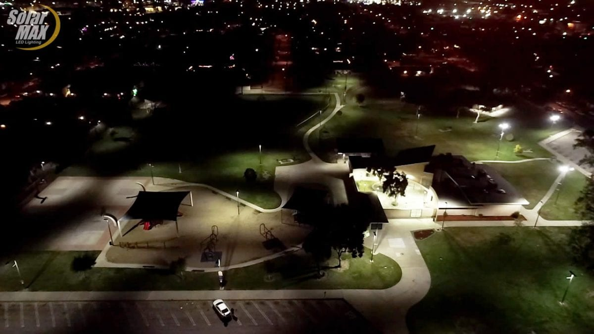 City of El Monte Press Release Photo of Mountain View Park